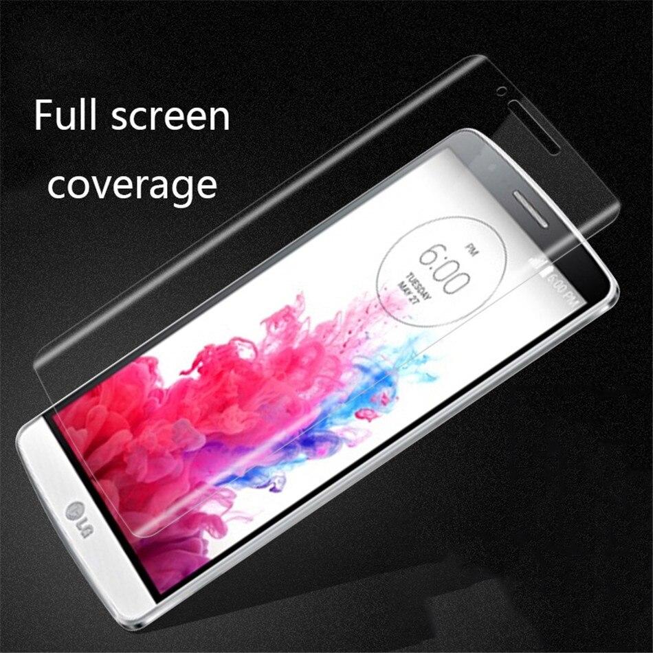 Hydrogel Film For LG V30 3D Screen Protector Protective Film For LG V20 G5 G6 G7   (1)