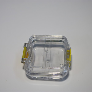 Image 1 - 70 unids/lote caja de dientes dentales de alta calidad con película almacenamiento para dentadura caja membrana contenedor para dientes funda, soporte