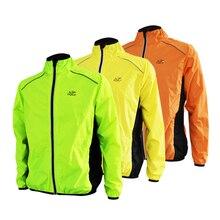 Unisex Tour de France Cycling Jacket Jersey Bike Cycling Long Sleeve Wind Sportwear Coat Outdoor