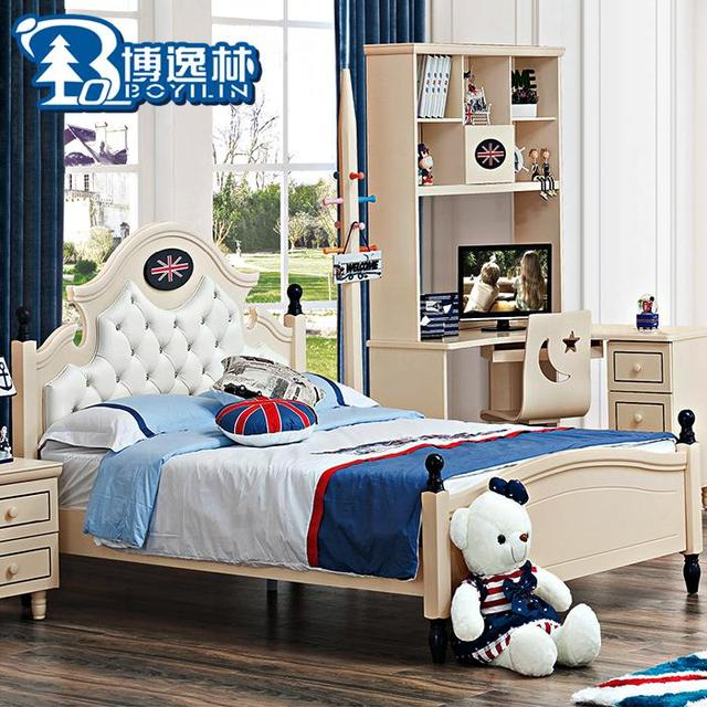 De muebles de baño boy cama cama de madera cama camas infantiles 12 ...