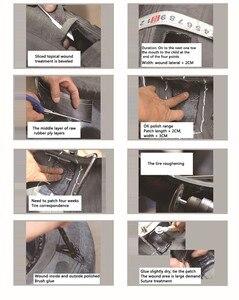Image 5 - Narzędzie do naprawa samochodów bezdętkowe zestaw do naprawy opon naprawy opon i renowacji surowego wulkanizacji gumy, 1 KG