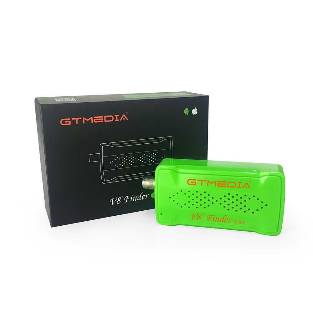 Gtmedia V8 BT03 DVB-S2 Bluetooth Satelliet Finder Android I Os Vs Satlink Ws-6906, Hellobox B1 Freesat V8 BT03
