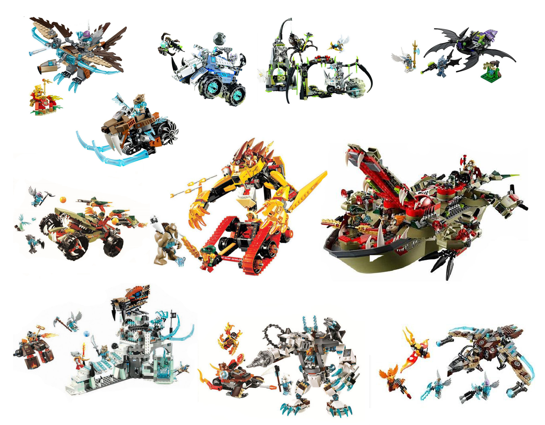 2020 New Qigong Legendary Animal Editon Chimaed Super Hero Figure Building Block Brick For Children Gift Kid Toy