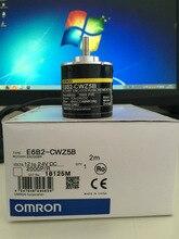 Кодировщик Omron E6B2-CWZ5B ABZ 3-фазный 1500 P/R 1800 P/R Инкрементальный ротационный энкодер, выход PNP