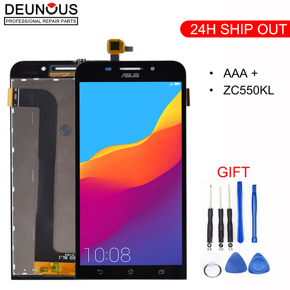 Original For ASUS Zenfone Max LCD Display Dual SIM 4G LTE Display For ASUS Zenfone Max Display Touch Screen ZC550KL Z010DAOriginal For ASUS Zenfone Max LCD Display Dual SIM 4G LTE Display For ASUS Zenfone Max Display Touch Screen ZC550KL Z010DA