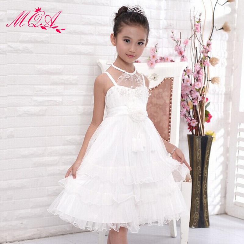 Childrens Dresses For A Wedding: Teenager Baby Girl Party Wear Dresses For Wedding Lace