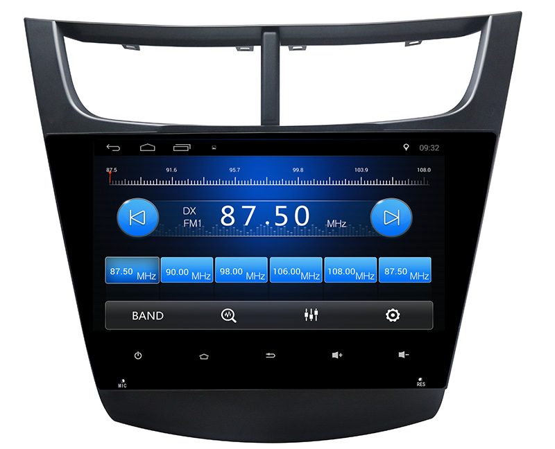 Android 7.0 Car Radio for Chevrolet New Sail (low equipment) 2014 2018 with gps navi stereo USB MirrorLink Radio Multimedia DVD
