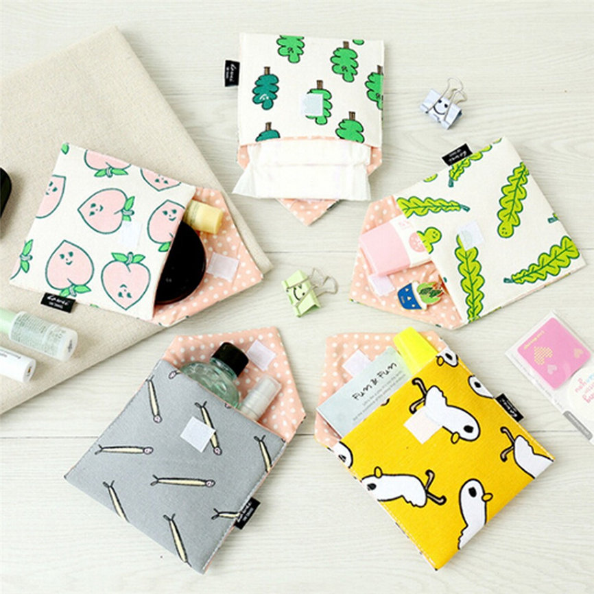 Women Wallets Bag-Change-Pouch Key-Holder Coin Purse Flower Snacks Girls Ladies Print