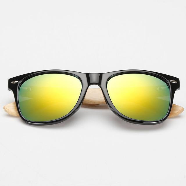 Women's sunglasses Sun Glasses Shades lunette oculoSummer fashion bamboo sunglasses