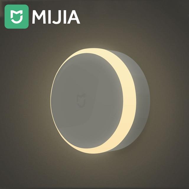 Xiaomi Mijia LED Hành Lang Ánh Sáng Ban Đêm Đèn Hồng Ngoại Điều Khiển Từ Xa Cơ Thể Cảm Biến Chuyển Động Nhà Thông Minh | Tùy Chọn USB Phí Phiên Bản