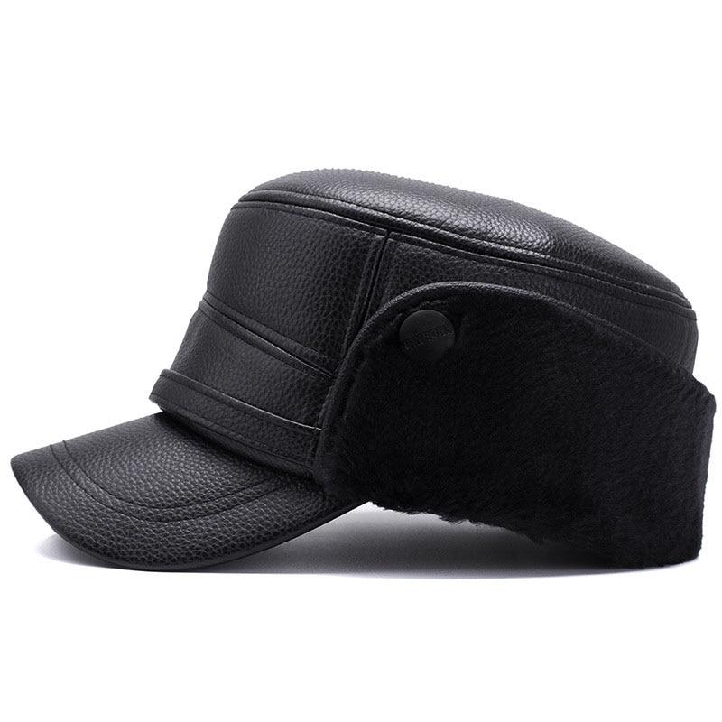 black leather ottoman 9396107046_517341466