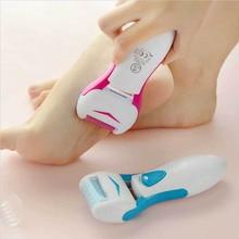 Электрическая Шлифовальная головка для ног пилка для ухода за ногами средство для очистки кожи ног массажное средство для отшелушивания удаление кутикулы на пятках педикюра