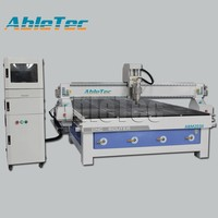 Customizable machine Mach3 controller Artcam software wood door making machine 1325 2030 cnc router cutting machine