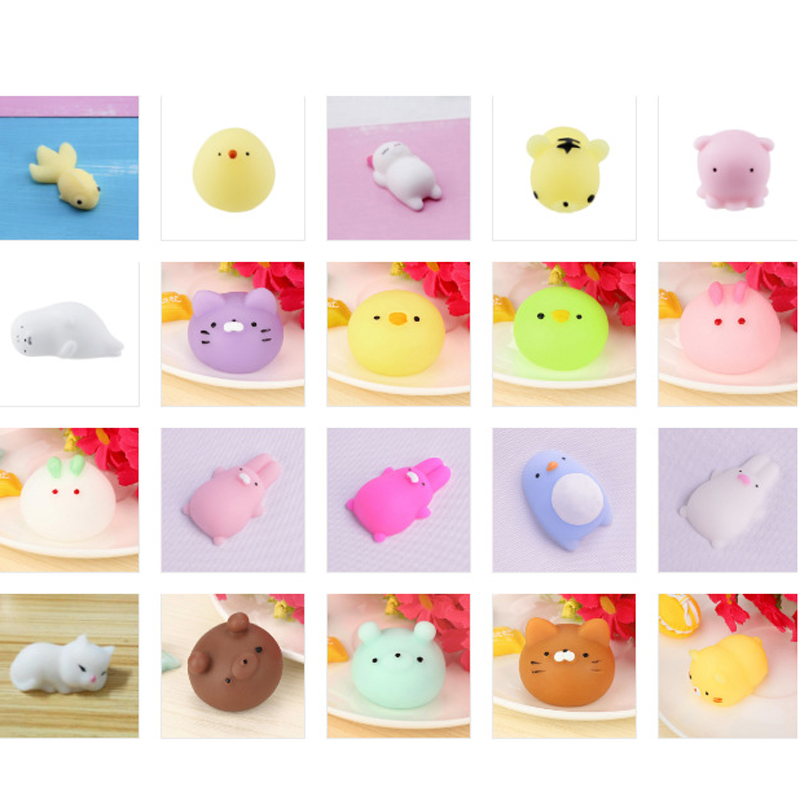 [NEW] Toy Dumplings, Decompression Toys, Hot Animals, Kneading