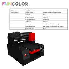 Double-speed 33*60cm 6-Color Printer USB3.0 Printer UV Machine + 2pcs Epson Printer Head for 3D Emboss Cylinder/Flatbed Objects цена и фото