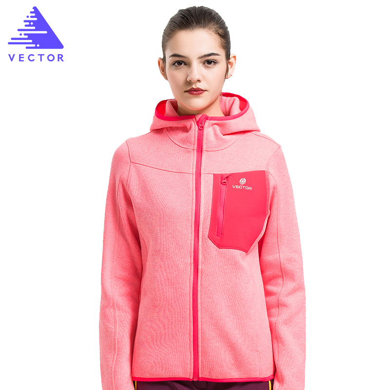 Outdoor Warm Fleece Jacket Women Winter Autumn Windproof Camping Hiking Jackets Mountaineering Climbing Sport Travel Coat