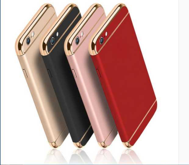 wholesale dealer 7b58e 4dc13 US $2.55 |Case For Vivo Y71 Y 71 Cover Luxury 3 in 1 Phone Case For bbk  vivo y71 y81 y85 v7 v 7 plus Phone Cases-in Half-wrapped Case from  Cellphones ...