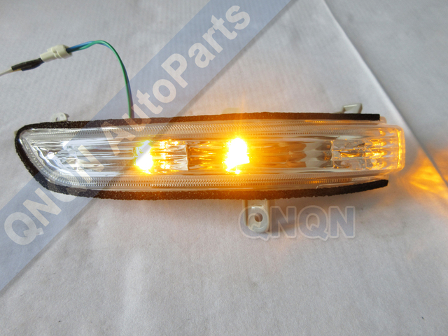 Side Mirror Light Front Turn Signal For Nissan Teana Maxima Altima