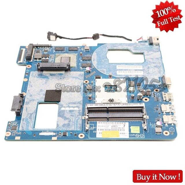 NOKOTTION LA 8861P BA59 03541A BA59 03397A Laptop Motherboard For Samsung NP350 NP350V5C 350V5X QCLA4 HM76 DDR3 HD7670M
