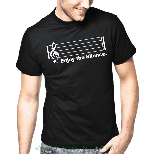 Enjoy The Silence Music Musik Party Fun Spruche Club S