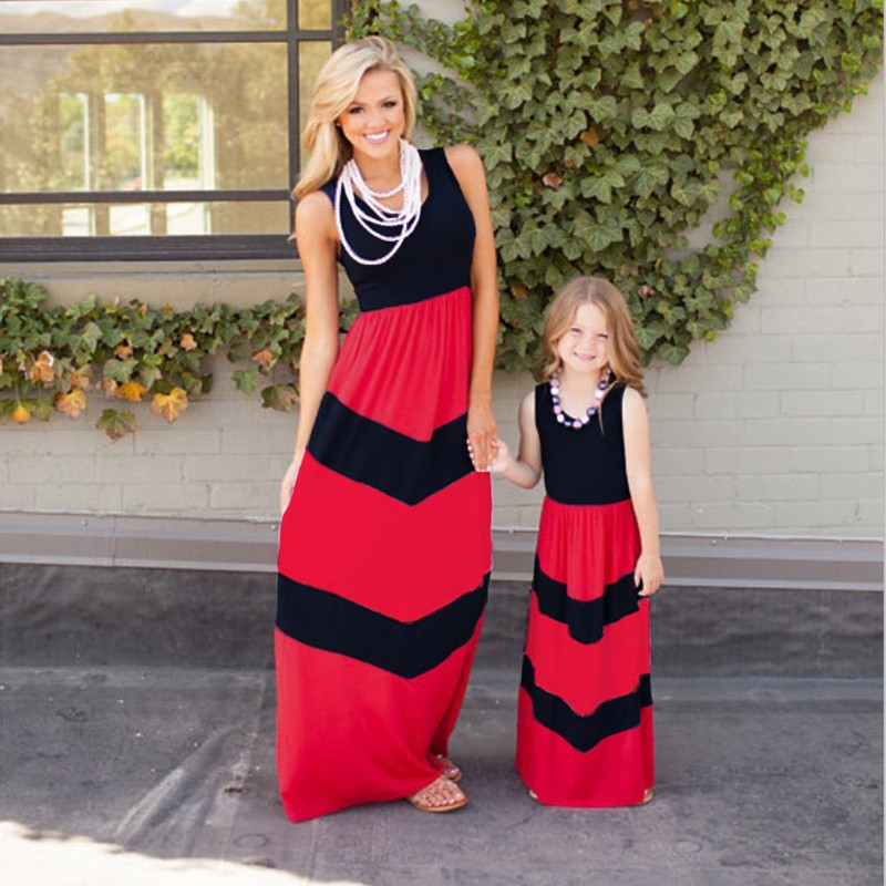 mother daughter dresses (3)