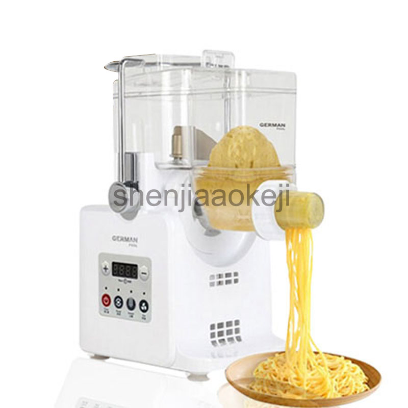 electric Noodle machine Household full automatic dumpling skin maker multifunctional small dough blender processor Noodle maker mini dvi male to vga female adapter