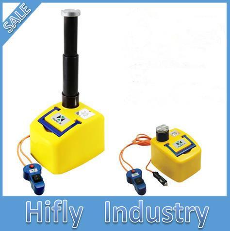 Min Hauteur 17 cm Max Hauteur 47 cm Voiture Électrique Hydraulique jack Auto Jack Cric De Voiture Électrique Jack (CE ROHS EMC certificat)