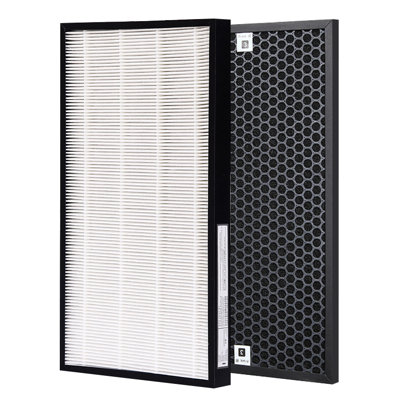 HEAP Filter F-ZXCP50C / F-ZXCD50C for Panasonic Air Purifier F-PXC50C F-VXD50C air purifier filter filtro aire carbon activo недорго, оригинальная цена
