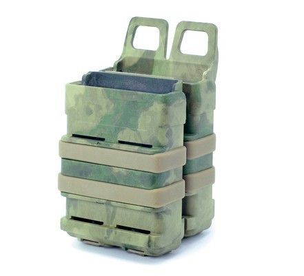 FMA Water Transfer FAST Magazine Holster Set A-Tacs FG FOR 5.56 Tactical Magazine Bags Hunting Party Supplies