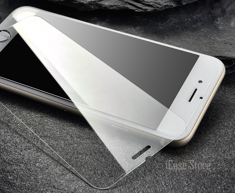 Top Quality 0.26mm 9H Explosion-proof Tempered Glass For iPhone 4 4S 5 5S SE 5C 7 6S 6 Plus Screen Anti Shatter Protector Film