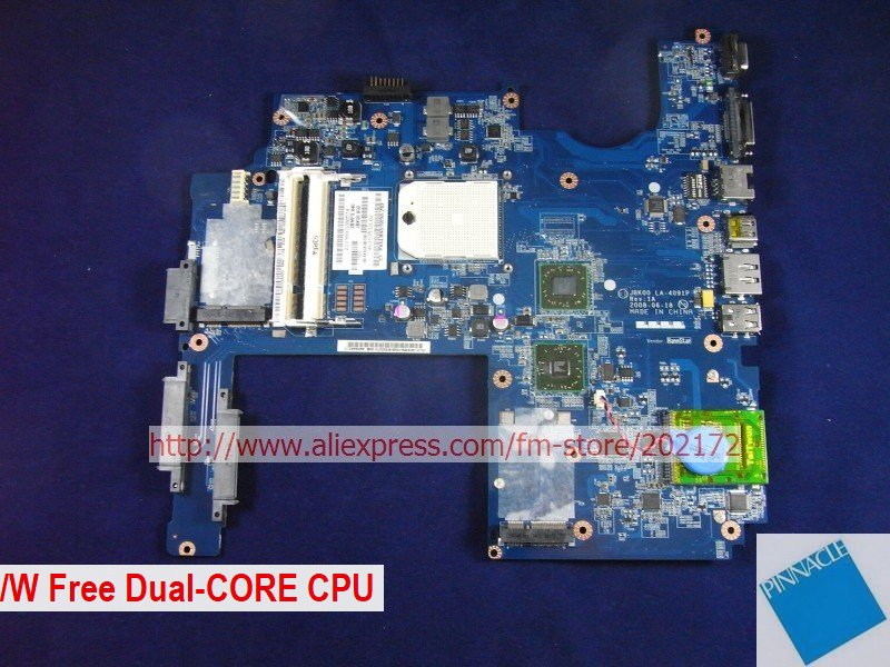 цена 486542-001 506124-001 Motherboard for HP DV7 JBK00 LA-4091P