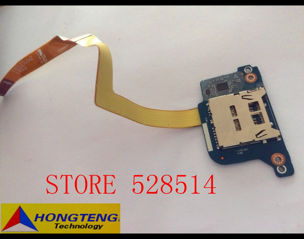 Original LS-B338P SD Board FOR DELL CN-0TV9Y4 0TV9Y4 TV9Y4 100% Test ok