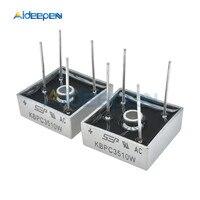 5 قطعة 35A 1000V KBPC3510W 4Pin KBPC3510 مقوم الجسر الثنائي ملحقات وقطع غيار أجهزة أدوات -