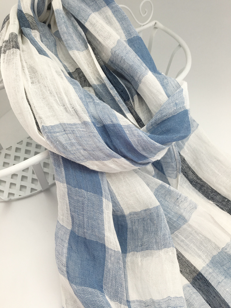 shawl men women's Cotton 20