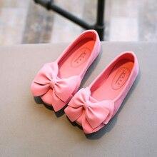 Модная детская танцевальная обувь принцессы; детская модельная обувь для девочек; Праздничная обувь на плоской подошве