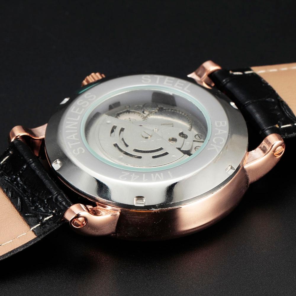 Top Brand WINNER Φόρεμα Αυτόματη Μηχανική - Ανδρικά ρολόγια - Φωτογραφία 6