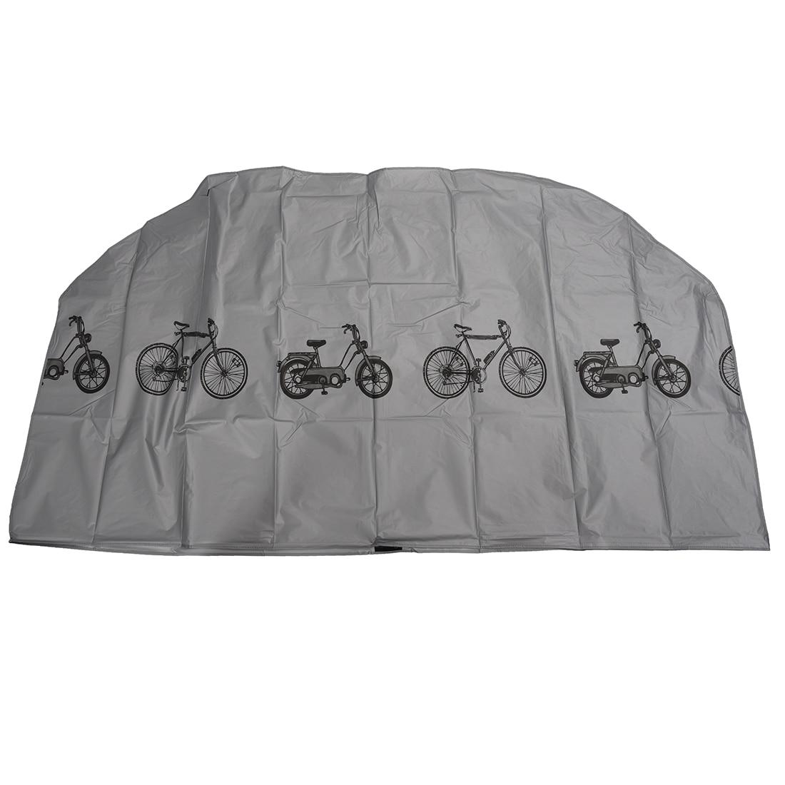 Велосипед Велоспорт дождя и пыли Защитная крышка Водонепроницаемый защита гараж