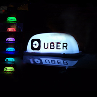 12V 24V LED Long Car Auto Dome Roof Cab Magnetic Taxi Hire Light Lamp blue taxi top light send 5colors Light color
