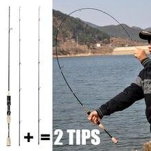 Canne à pêche spinning ultralégère de 1.8m, accessoire bon marché d'une puissance de 2 à 5lb, adapté aux leurres de 0.8 à 5g, fabriqué en chine