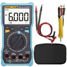 купить BSIDE ZT-M0 Auto Backlight Manual Digital Multimeter TRMS 6000 Counts Tester Current Temperature Frequency по цене 2058.48 рублей