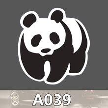 Bevle A-039 Panda Wasserdicht Mode Kühle DIY Aufkleber Für Laptop Gepäck Bike Refit Skateboard Auto Graffiti Cartoon Aufkleber