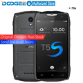 Doogee T5s IP67 Waterproof mobile phones  5.0Inch HD 2GB RAM+16GB ROM Android 6.0 Dual SIM MTK6735 Quad Core 8.0MP 4500mAH WCDM