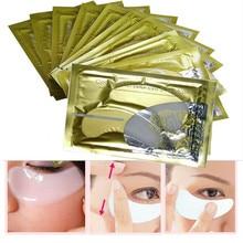 Коллаген Маска Для Глаз 20 Шт. Коллаген Crystal Eye Mask Пластика Век Patch Влажность Кристалл Век Patch Против Морщин Темный Круг глаза Уход