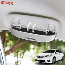 For Toyota Corolla Altis E170 2014 2015 2016 2017 Sunglasses Holder Gl