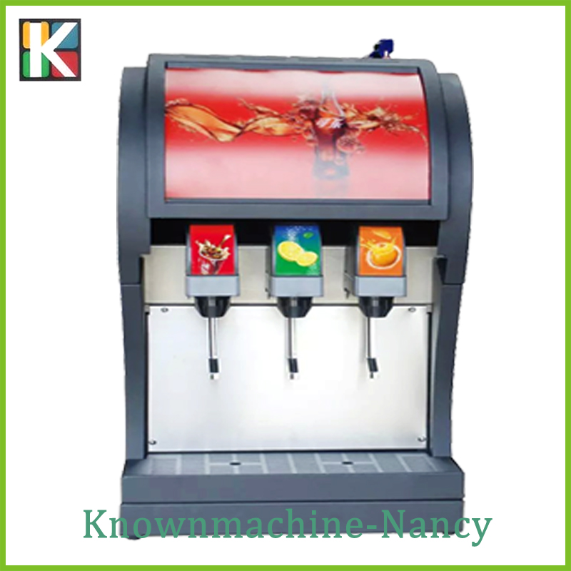Cold Drinks/Lowest Price Beverage Dispenser Coke Drinking Device Soft Drink Dispenser With Best Service
