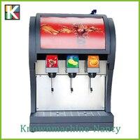 Cold Drinks/Lowest price beverage dispenser coke drinking device soft drink dispenser with best service