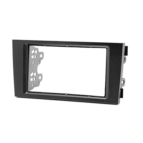 2 Din Car Radio Stereo Fascia Panel Frame DVD Dash Installation Kit for Audi A6 (4b) 2001-2004, Allroad 2000-2006 with 173*98mm 2 din car radio stereo fascia panel frame dvd dash installation kit for ssang yong tivoli 2015 with 178 102mm 173 98mm