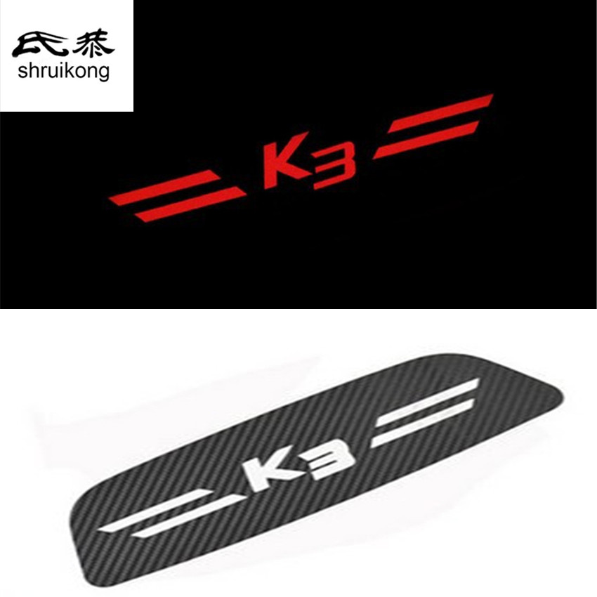 The carbon fiber car stickers of high mounted stop lamp for kia k3 celato in interior mouldings from automobiles motorcycles on aliexpress com alibaba