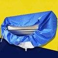 EM Estoque! cobertura de água de limpeza de ar condicionado A/C cobertura ar condicionado tampa protetora contra poeira de água jaqueta de água para 1 P-1.5 P E552