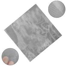 الفولاذ المقاوم للصدأ 325 شبكة المنسوجة سلك 50 ميكرون تصفية شاشة الترشيح 30*30 سنتيمتر